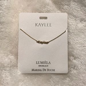 """Kaylee"" Necklace"